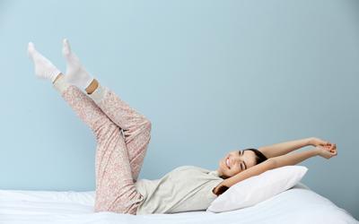 肌に優しい「綿」のパジャマで睡眠の質がアップする?