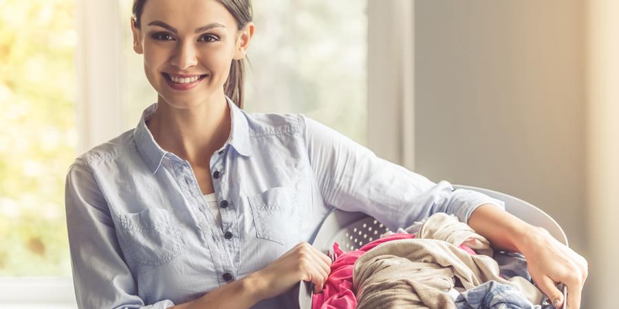 花粉から洗濯物を守ろう! ルームウェアやパジャマの洗濯ポイント