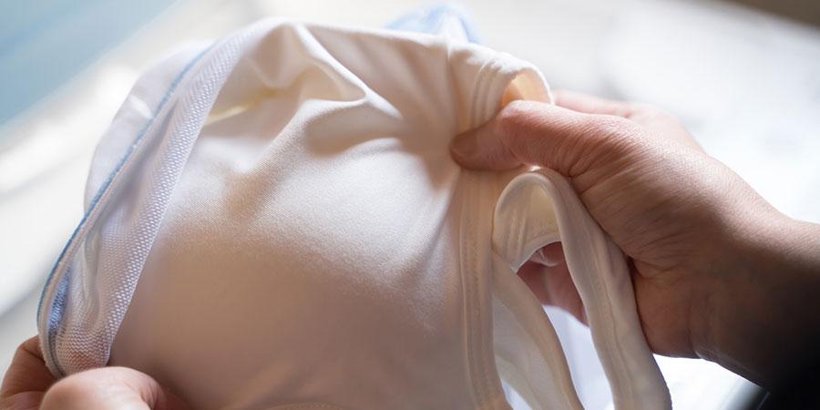 大切な下着を長持ちさせるには、洗剤選びが大切!